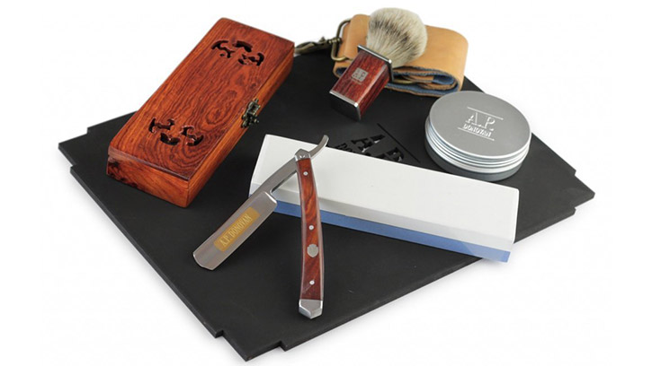 How to shave with Cut-Throat Razor