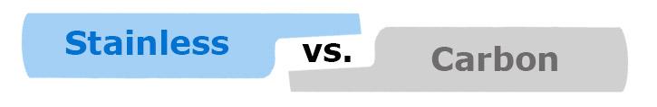 Stainless vs Carbon Straight Razors